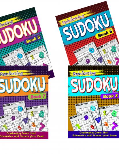 Sudoku 2 (Set Of 4)