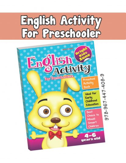 English Activity For Preschool