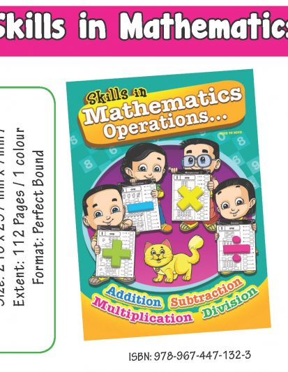 Skills In Mathematics Operations