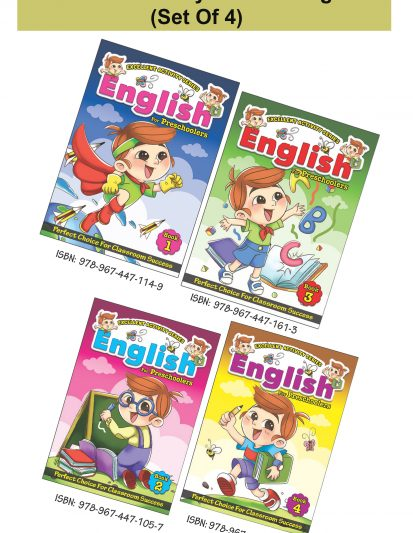 Excellent Activity Series – English (Set Of 4)