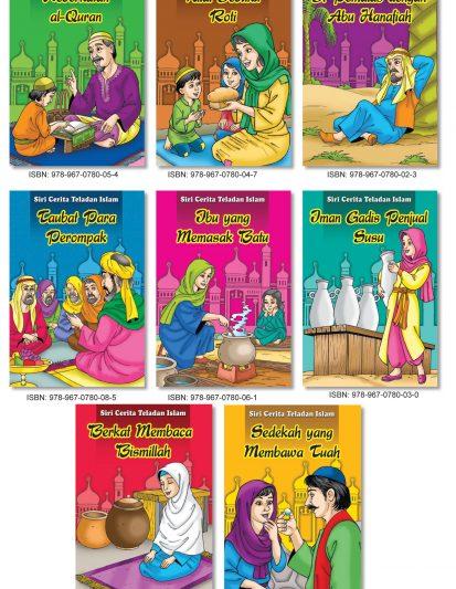 Siri Cerita Teladan Islam (Set Of 8)