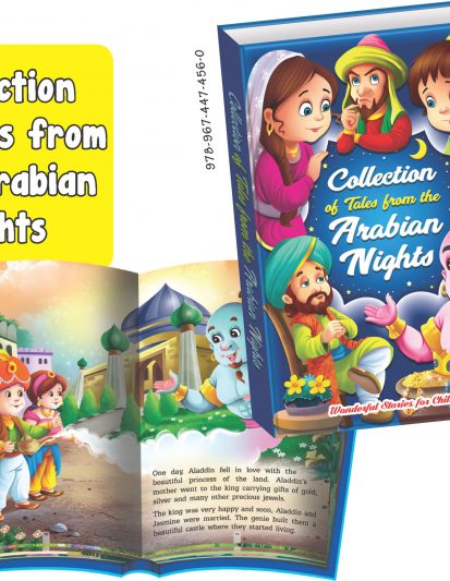Collection Of Tales From The Arabian Nights