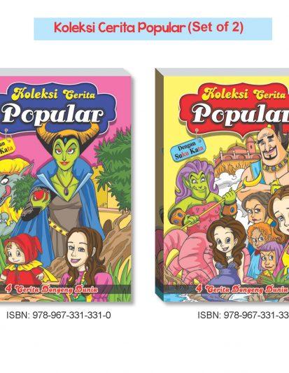 Koleksi Cerita Popular (Set Of 2)