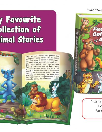 My Favourite Collection Of Animal Stories