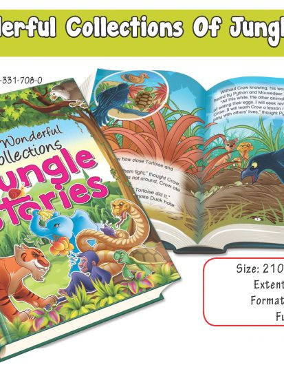 My Wonderful Collections Of Jungle Stories