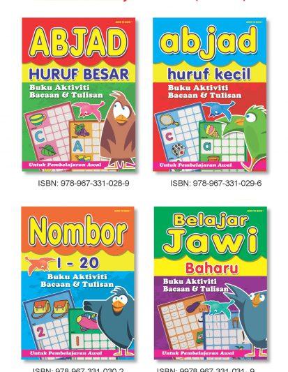 Untuk Pembelajaran Awal (Set Of 4)