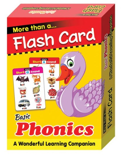 FLASH CARD BASIC PHONICS