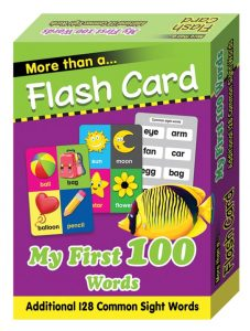 FLASH CARD- MY FIRST 100 WORDS