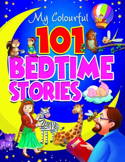 MY COLOURFUL 101 BEDTIMES SRORIES
