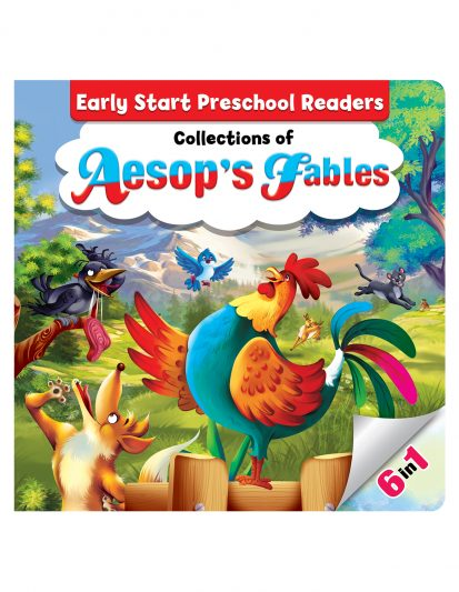 EARLY START PRESCHOOL READERS COLLECTION OF AESOP'S FABLES- Book 1