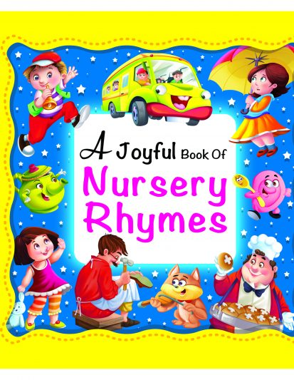 A JOYFUL BOOK OF NURSERY RHYMES