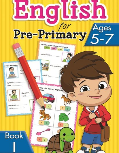 English For Pre-Primary (set Of 4)